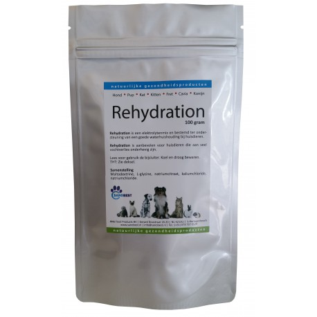 Rehydration Electrolyte mix 100 gram